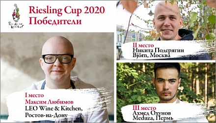Riesling Cup 2020: итоги